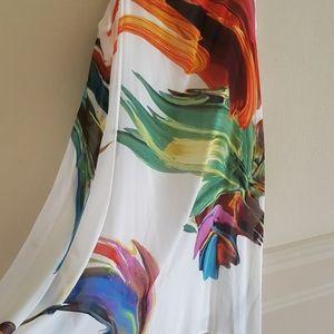 Breezy mini dress